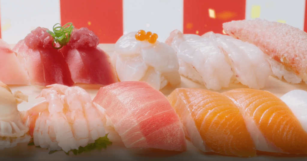 スシロー寿司