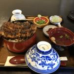 ひつまぶし定食1800円